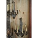 255-Pair Louis XVI wall sconces